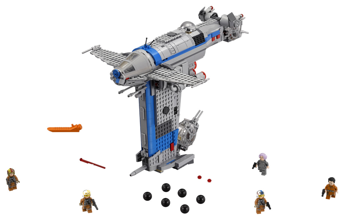 Today's Force Friday II LEGO Releases for Star Wars: The Last Jedi  #ForceFriday 11