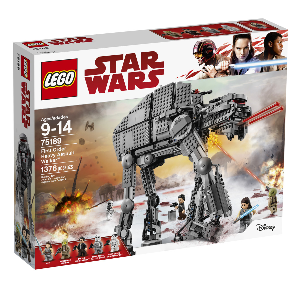 Today's Force Friday II LEGO Releases for Star Wars: The Last Jedi  #ForceFriday 12