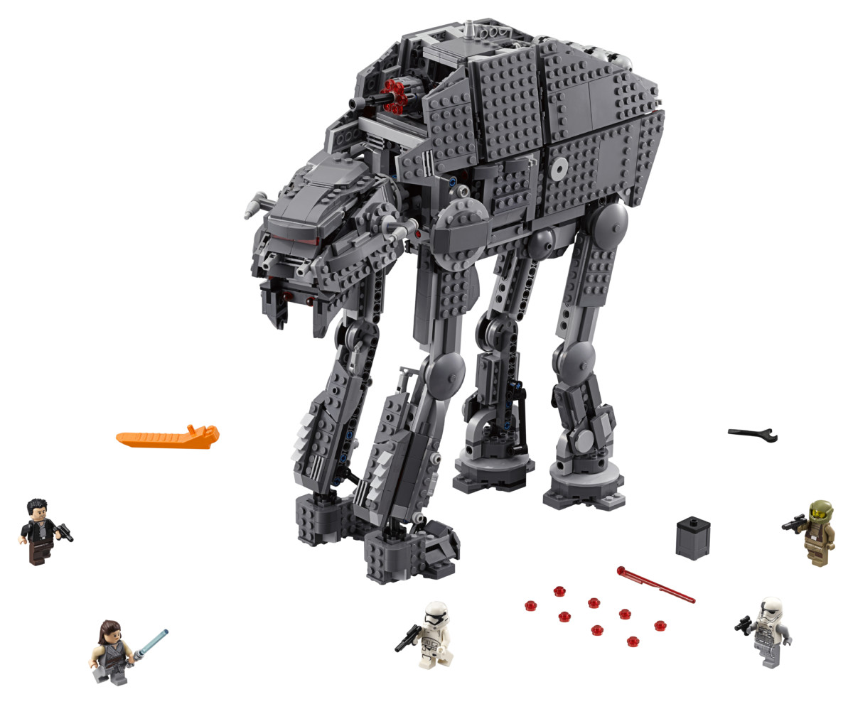 Today's Force Friday II LEGO Releases for Star Wars: The Last Jedi  #ForceFriday 13