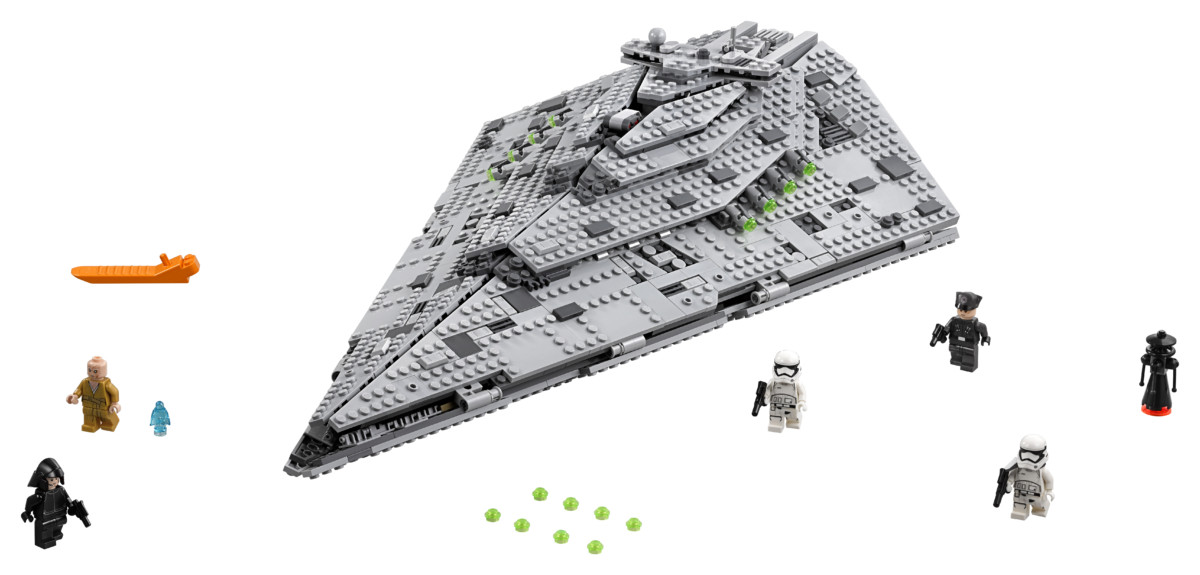 Today's Force Friday II LEGO Releases for Star Wars: The Last Jedi  #ForceFriday 15