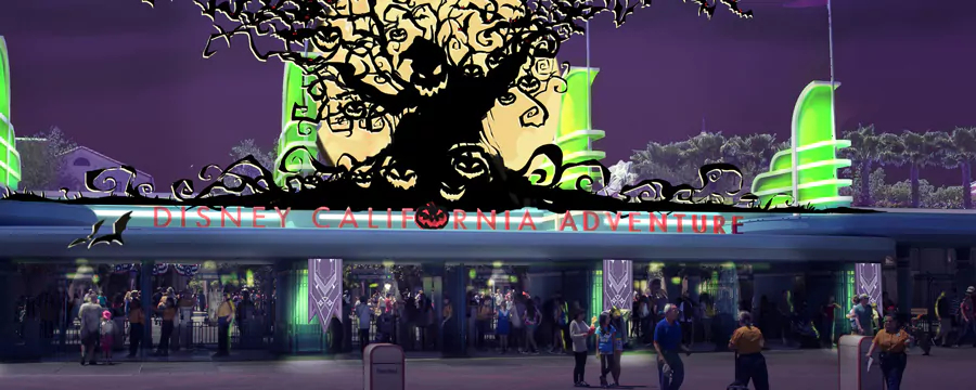Help #SaveGroot at Guardians of the Galaxy – Monsters After Dark During Halloween Time at the Disneyland Resort 2