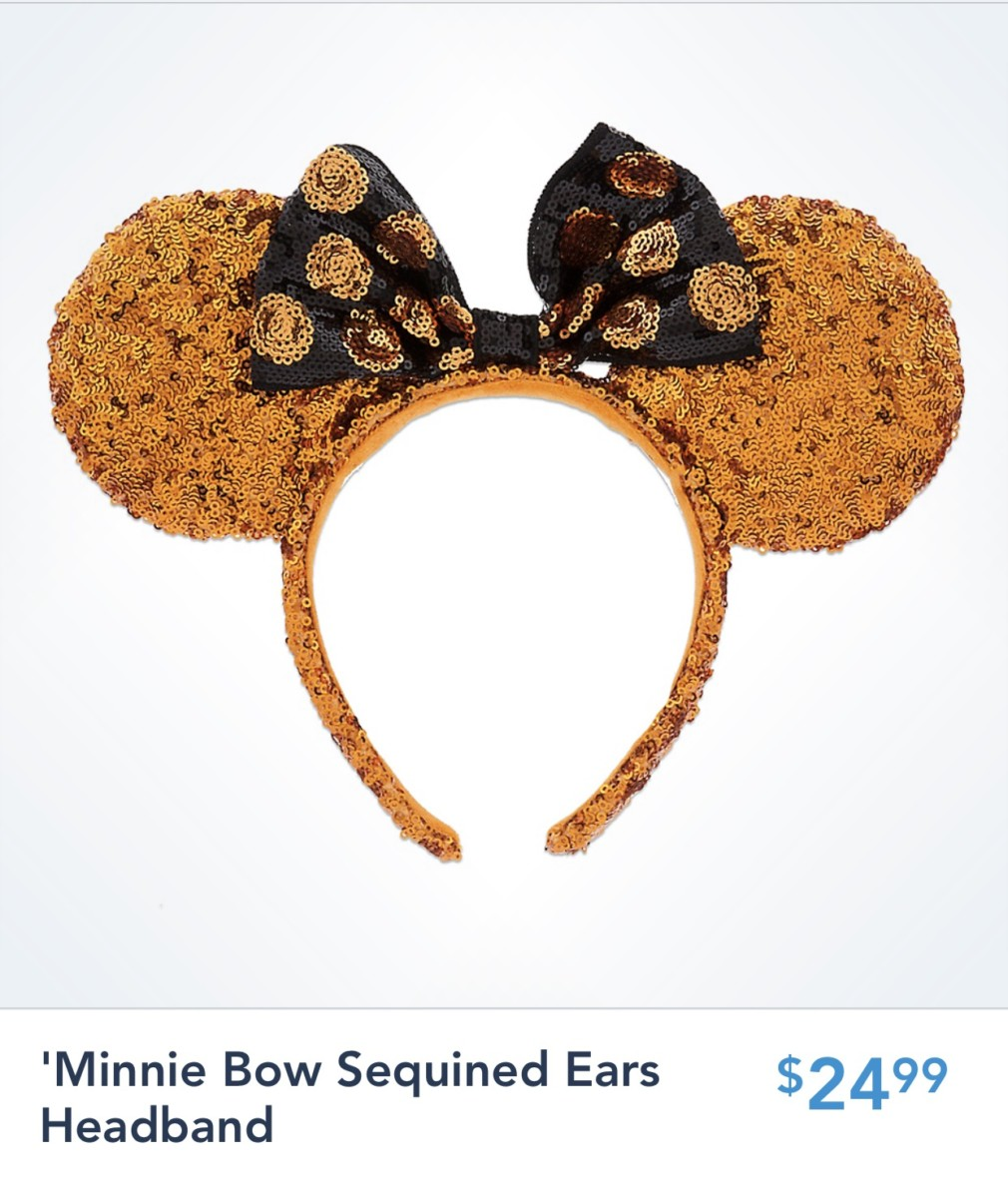 Take a Peek at the New Halloween Merchandise for Disney Parks! 2