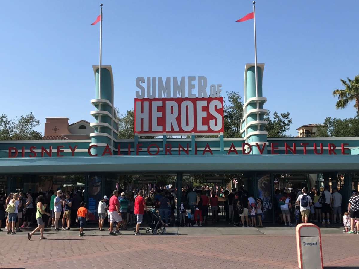 Disney PhotoPass Tells Your Super Hero Origin Story During Summer of Heroes at Disney California Adventure Park 14