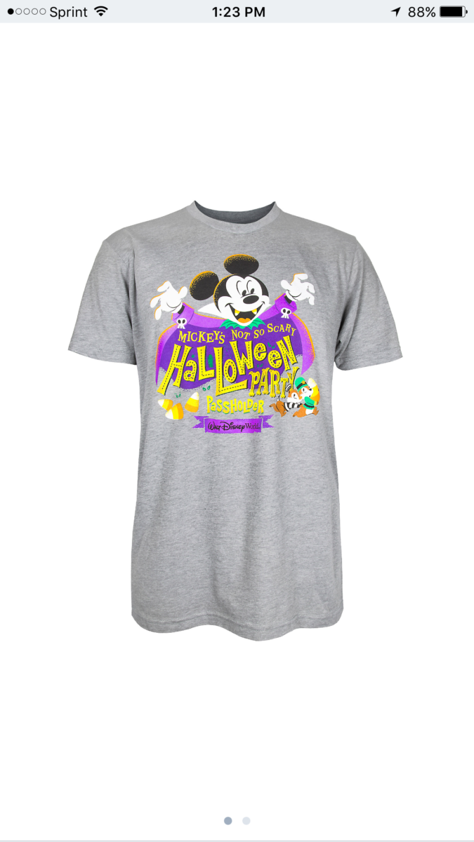 Take a Peek at the New Halloween Merchandise for Disney Parks! 8