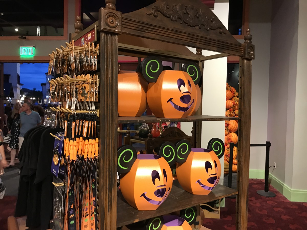 See the New Halloween Merchandise at Disney Parks Up Close! #BootoYou 3