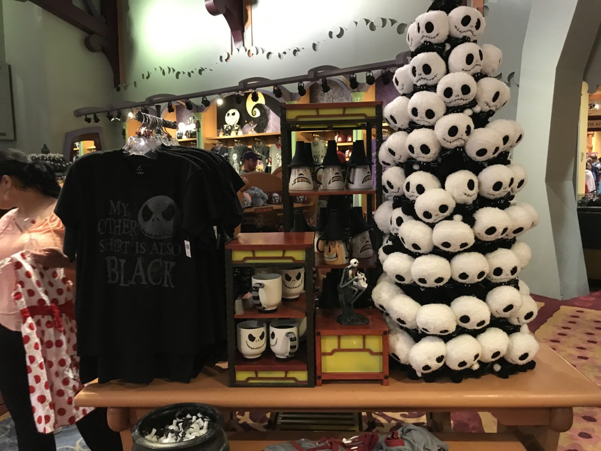 Nightmare Before Christmas Merchandise at Disney Parks! 35