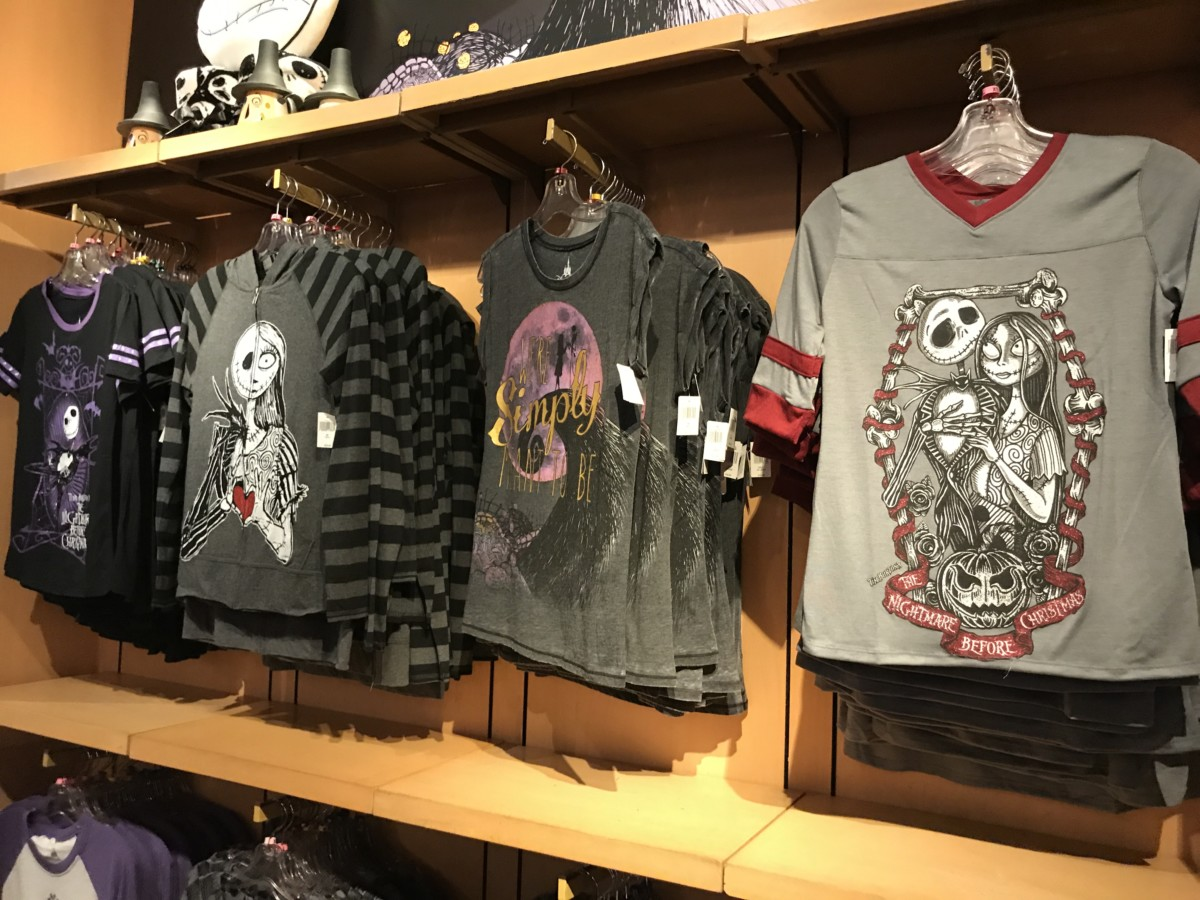 Nightmare Before Christmas Merchandise At Disney Parks!