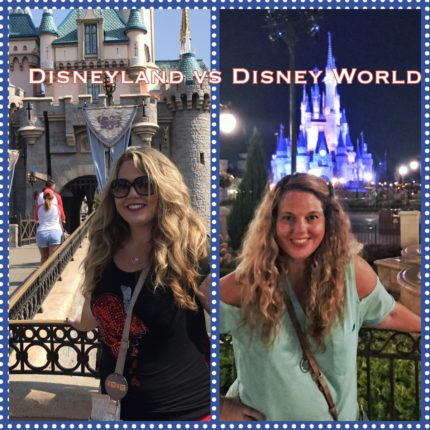TMSM's Best of 2017 ~Walt Disney World Vs. Disneyland, My Thoughts on the Subject! 5