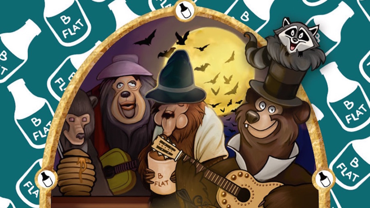 'Country Bear' Sorcerers of the Magic Kingdom Card to Be Released at Mickey's Not-So-Scary Halloween Party 1