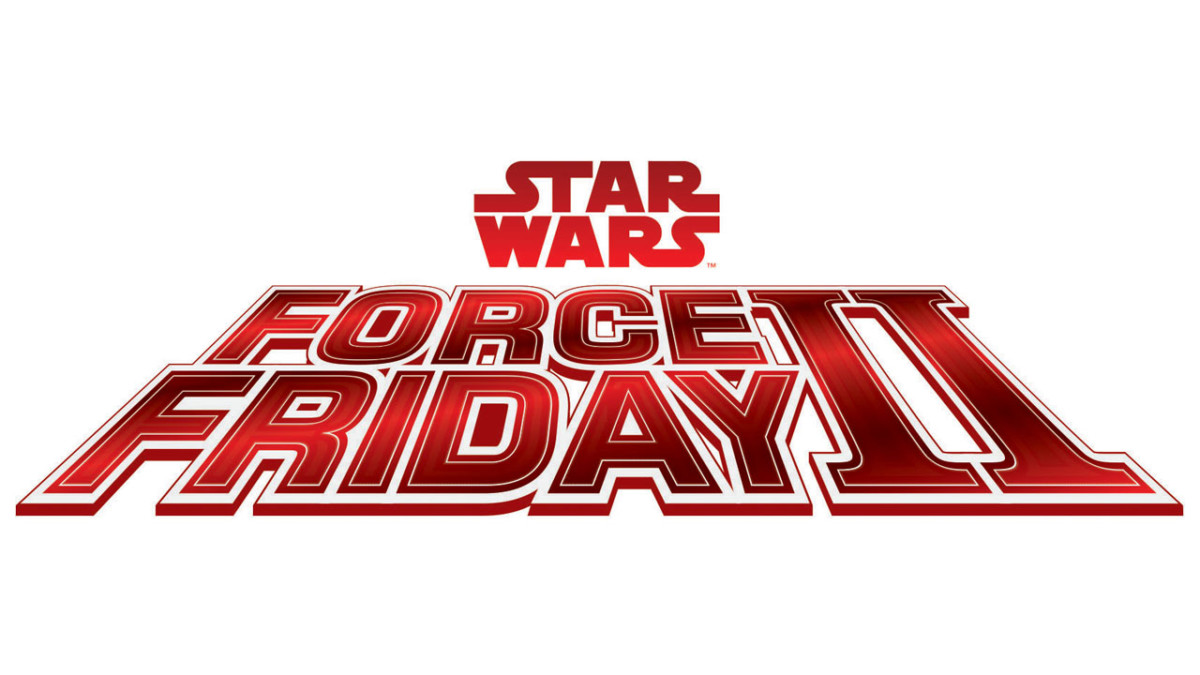 Force Friday II Merchandise Event Coming to Disney Parks on September 1 2