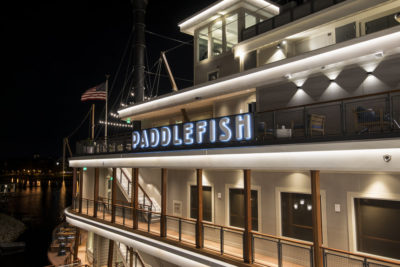 Paddlefish at Disney Springs Splashes Into Summer! Details below! 4