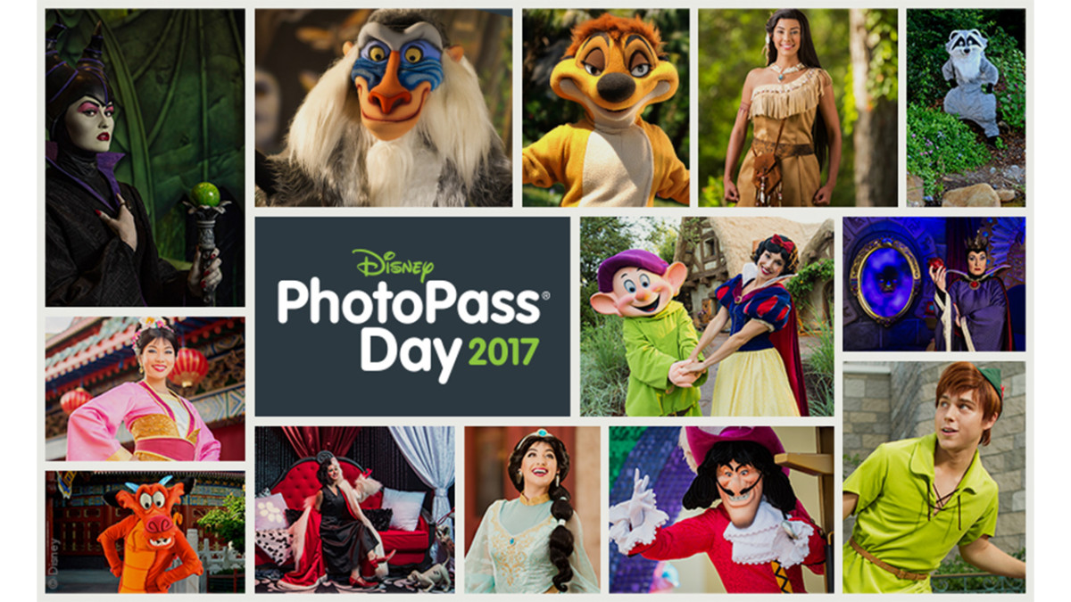 Enjoy Special Character Experiences and Photo Opportunities During Disney PhotoPass Day 6