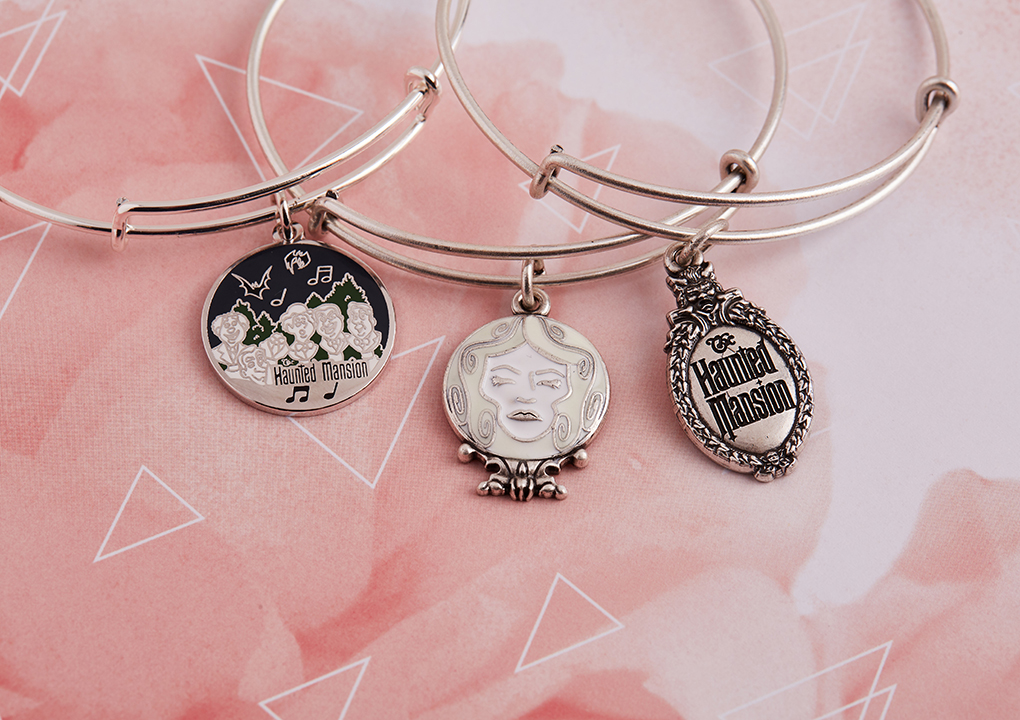 The New Alex And Ani Haunted Mansion Bangles Are Now Available.... (Click The Article Link To Visit TMSM To Find Out Where) 4