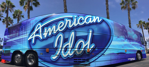 'American Idol' Bus Tour Visits Disney Springs for Open Auditions 4