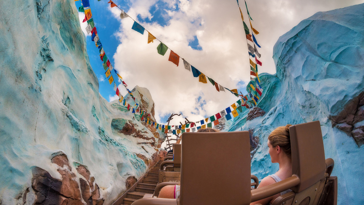 14 'Must Do' Coasters At Disney Parks Around the World 2