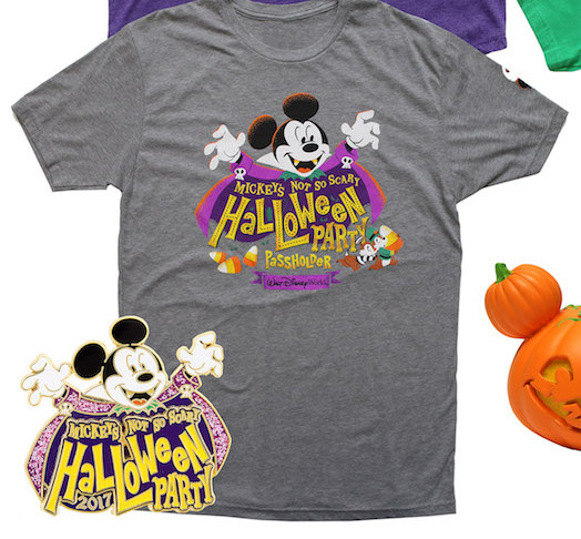 'Spelltacular' Merchandise Coming to Mickey's Not-So-Scary Halloween Party 2017 at Magic Kingdom Park 1