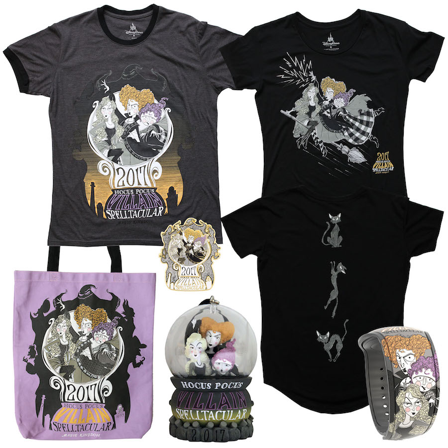 All Hocus Pocus Themed Merch Pulled from the Shelves at #MNSSHP 1