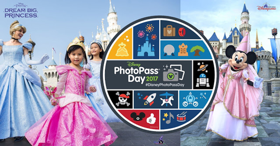 Disney PhotoPass Around the World 13