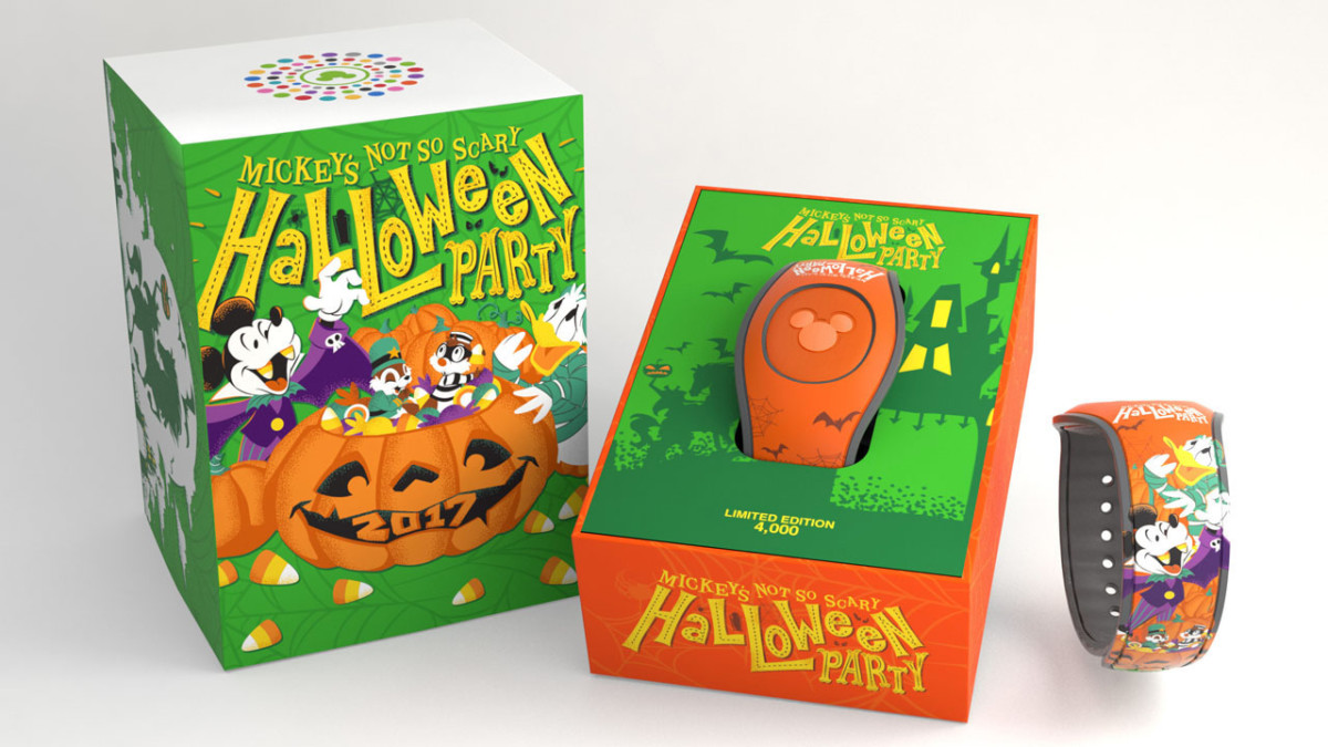 'Spelltacular' Merchandise Coming to Mickey's Not-So-Scary Halloween Party 2017 at Magic Kingdom Park 2