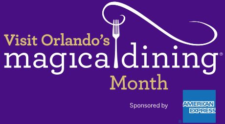 For the First Time Ever, Walt Disney World Restaurants Are on the Menu for Visit Orlando's Magical Dining Month 9