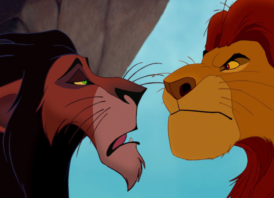 Are Mufasa And Scar Really Brothers? 24