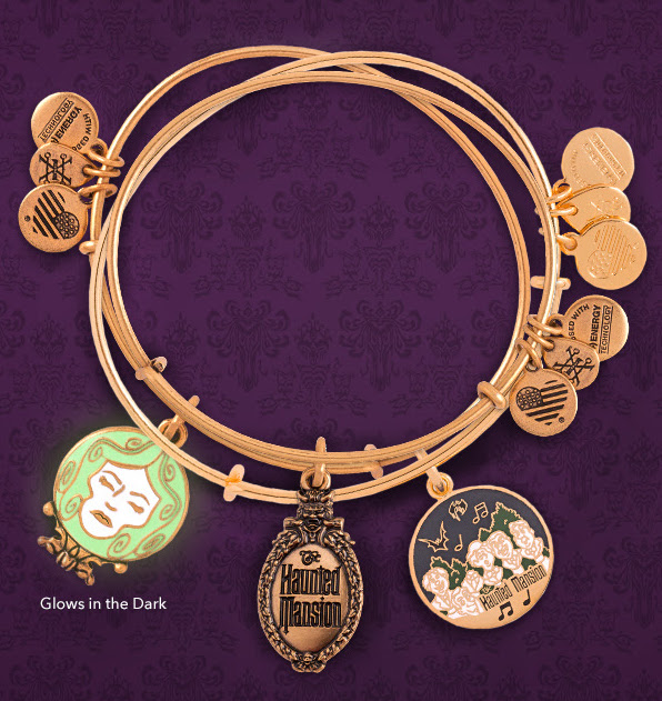 The New Alex And Ani Haunted Mansion Bangles Are Now Available.... (Click The Article Link To Visit TMSM To Find Out Where) 29