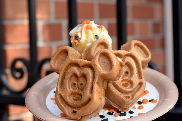 It's All Treats (No Tricks!) for Mickey's Not-So-Scary Halloween Party in Magic Kingdom Park at Walt Disney World Resort 5