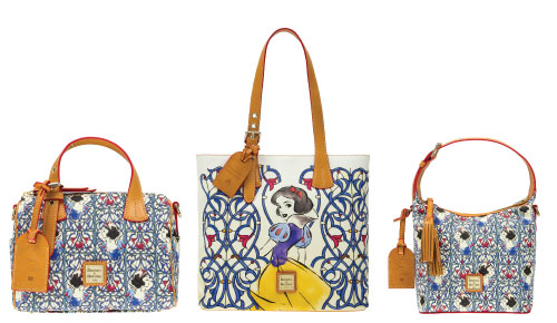 "Mark Your Calendars For The Upcoming ""Dream Big, Princess: Snow White"" Dooney & Bourke Release 1"