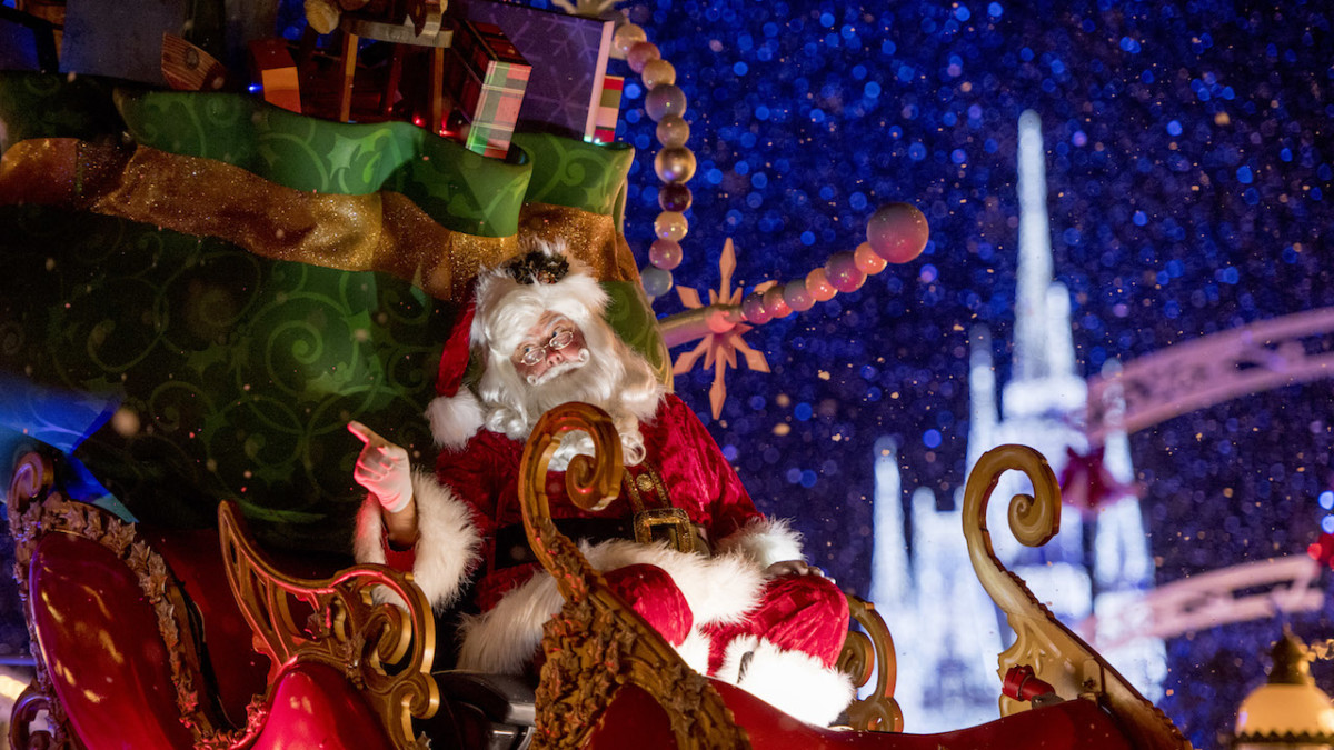 Everything You Need to Know About Mickey's Very Merry Christmas Party at Magic Kingdom Park 1
