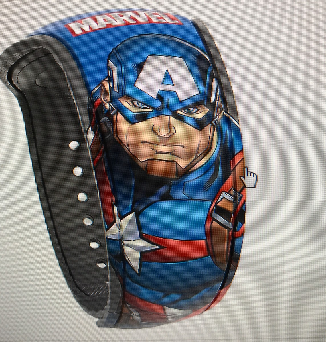 NEW! Avengers MagicBands Coming to Disney Parks September 22! 4