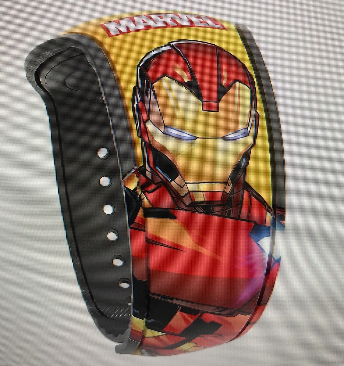 NEW! Avengers MagicBands Coming to Disney Parks September 22! 5