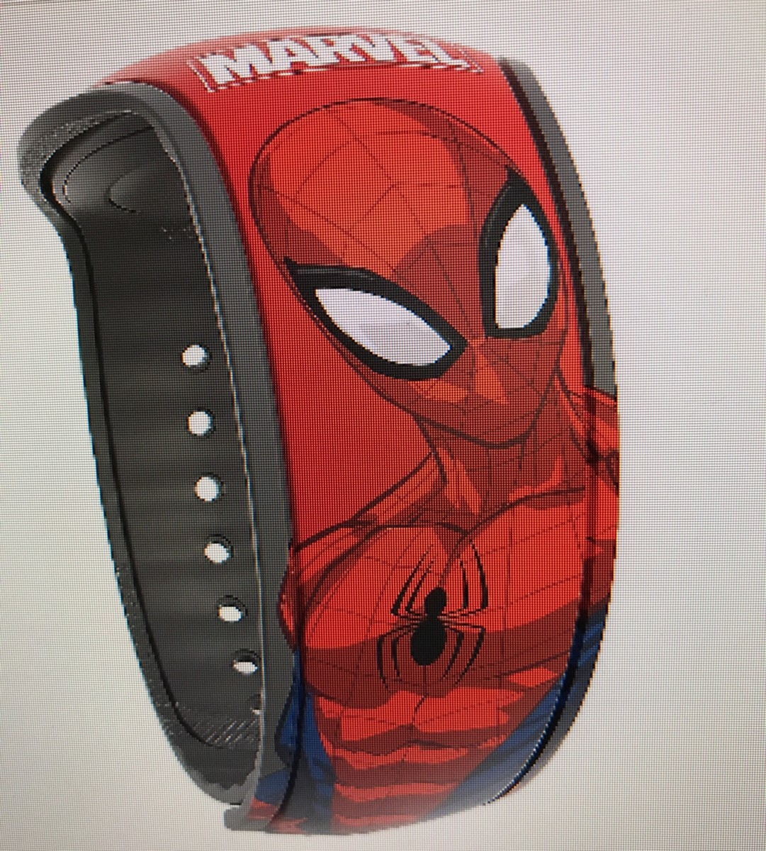NEW! Avengers MagicBands Coming to Disney Parks September 22! 2
