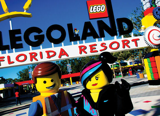 LEGOLAND Florida Theme Park and Water Park will be closed Saturday, Sept. 9 through Monday, Sept. 11 #HurricaneIrma 13