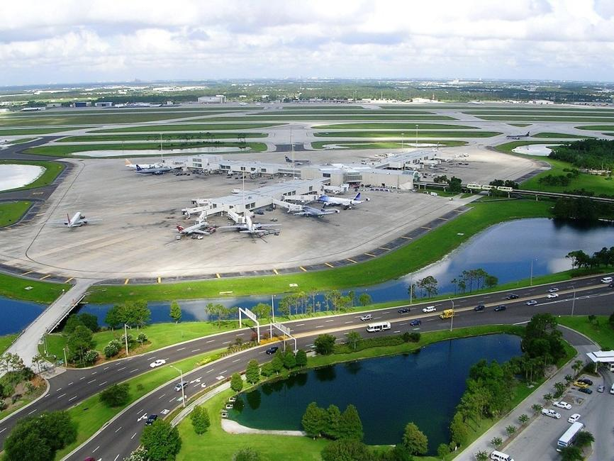Update on Orlando International Airport Closure Plan #HurricaneIrma 1