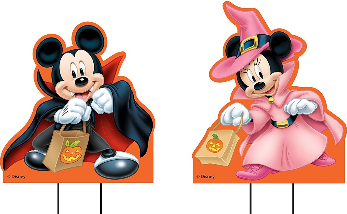 More Disney Halloween Decorations for the Home! 5