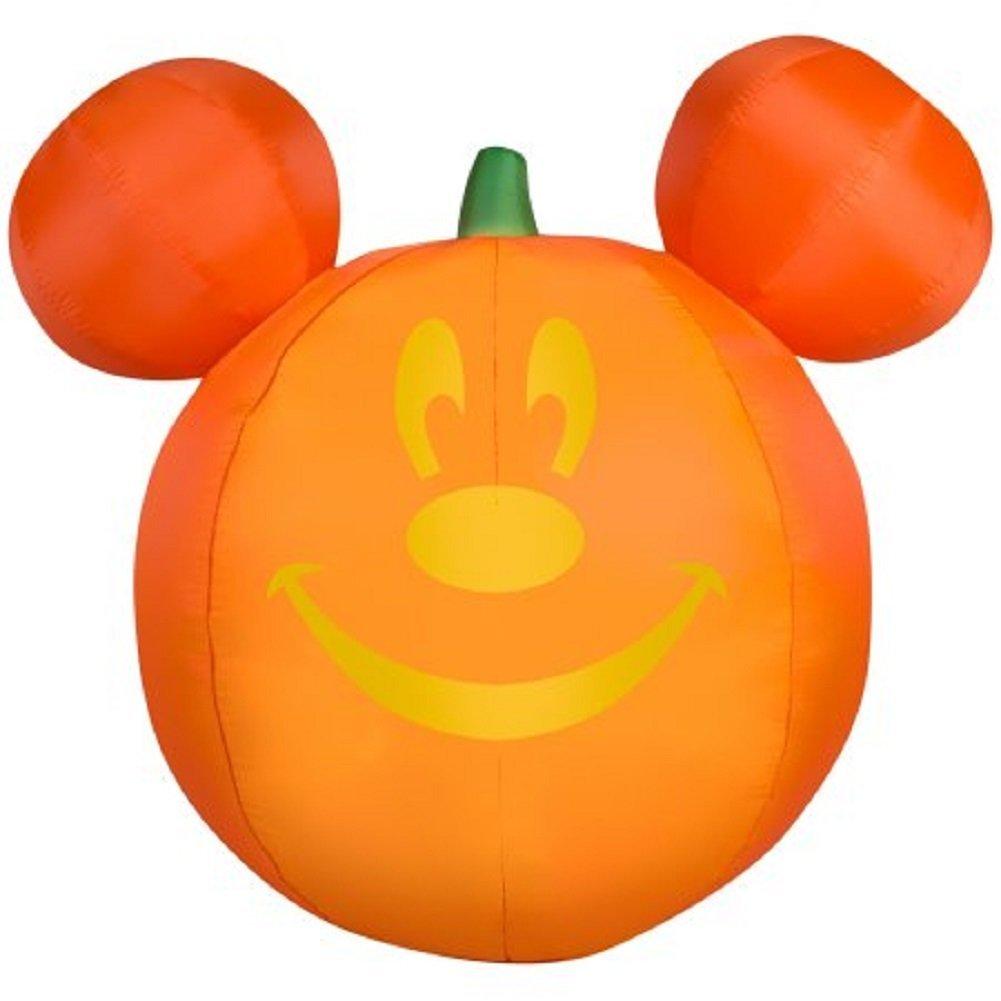 halloween inflatable airblown mickey mouse pumpkin jack o lantern 5