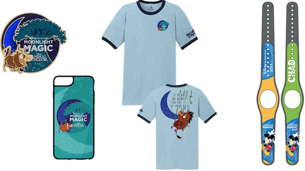 Exclusive Merchandise Commemorates Moonlight Magic 1