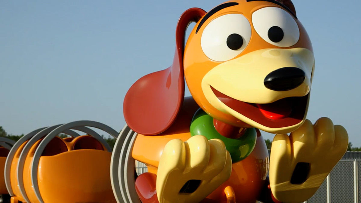 All in the Details: Imagineers Ready Slinky Dog Dash Ride Vehicle For Testing 4