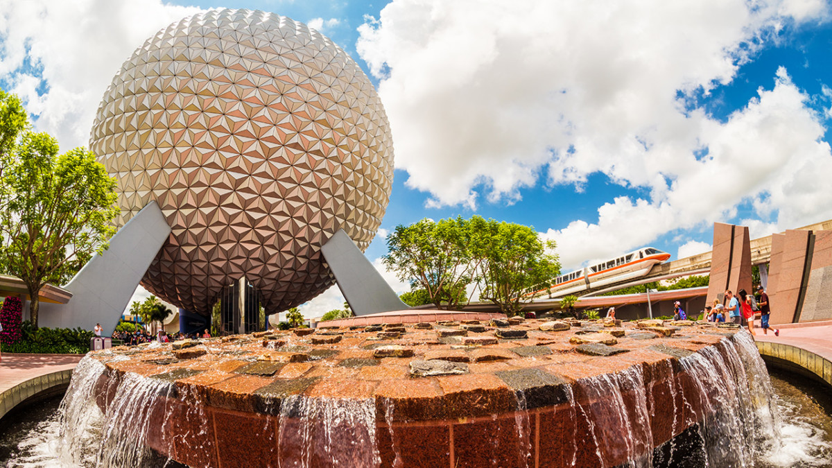 Celebrate Epcot's 35th October 1 With Exclusive Merchandise, Special Fireworks Finale & More 2