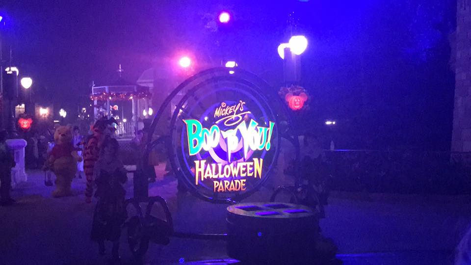Watch the Boo to You Parade! #MickeysHalloweenParty 1
