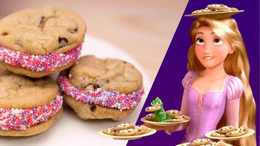 Rapunzel's Chocolate Chip Cookies ~ Recipe 1