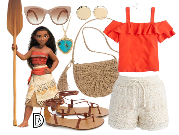 Tips for Staying Cool and Looking Cooler from DisneyBound Creator Leslie Kay 1