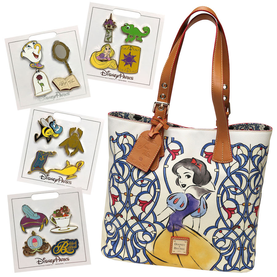 "Mark Your Calendars For The Upcoming ""Dream Big, Princess: Snow White"" Dooney & Bourke Release 4"