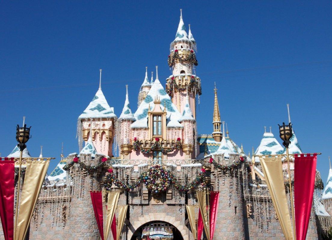 Holidays at the Disneyland Resort Returns November 10 through January 7 1