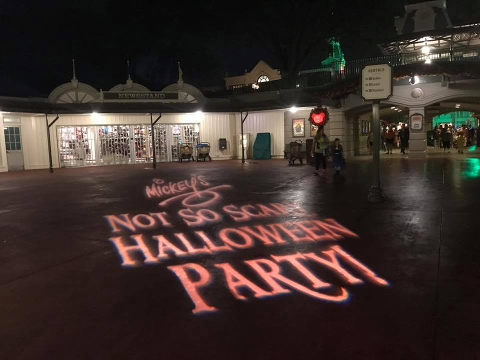 UPDATE ~ Mickey's Not So Scary Halloween Party Cancelled for Sunday #HurricaneIrma 7