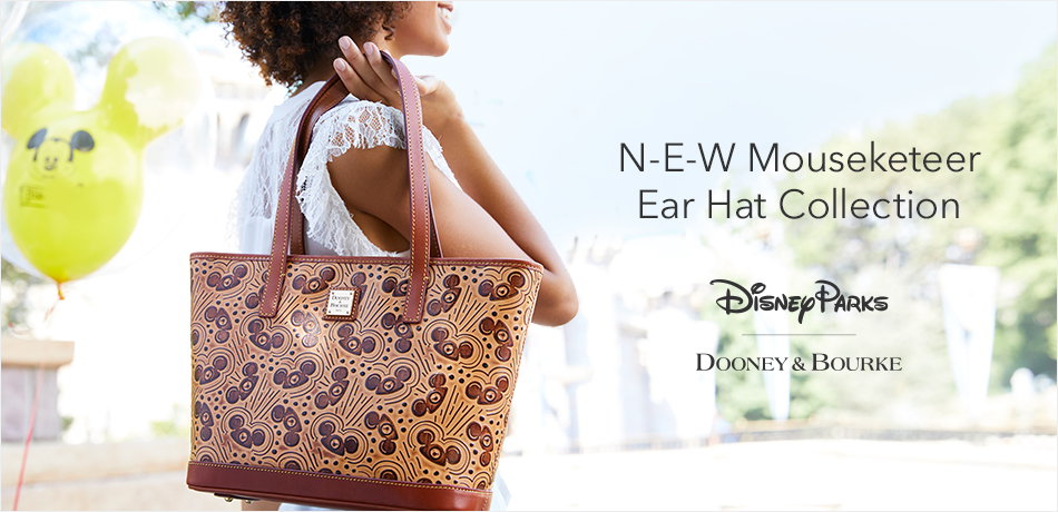 Have You Seen The Newest Disney Dooney & Bourke Bags That Are Now Available Online? 8