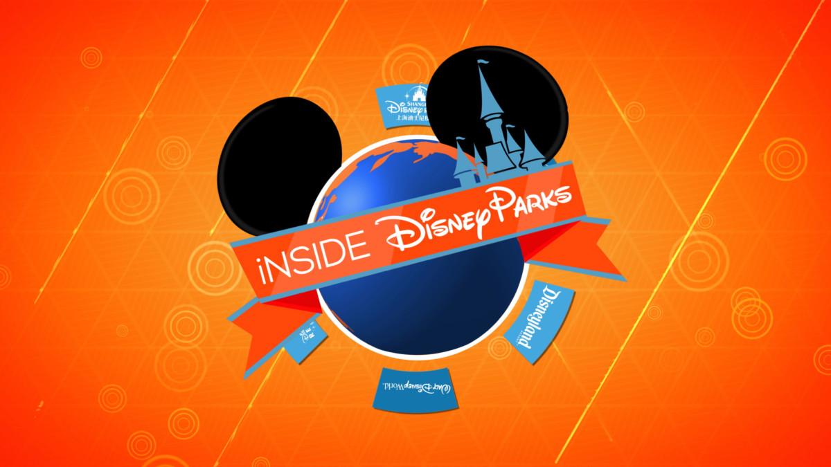 New 'Inside Disney Parks' – Fall Returns to Disney Parks 1