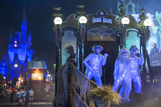 New Additions to Mickey's Not So Scary Halloween Party for 2018 14