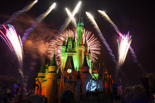 Mickey's Not-So-Scary Halloween Party Returns to Magic Kingdom Park Tonight