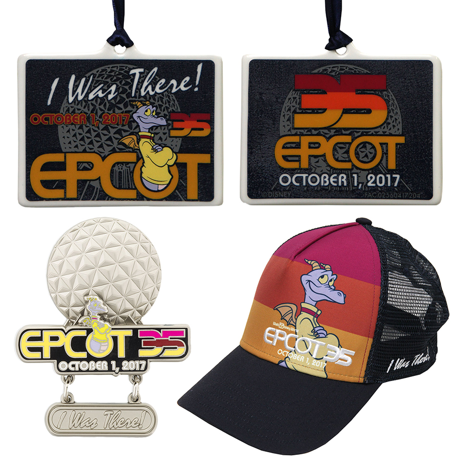 "Celebrate 35th Anniversary of Epcot with ""I Was There"" Collection on October 1"